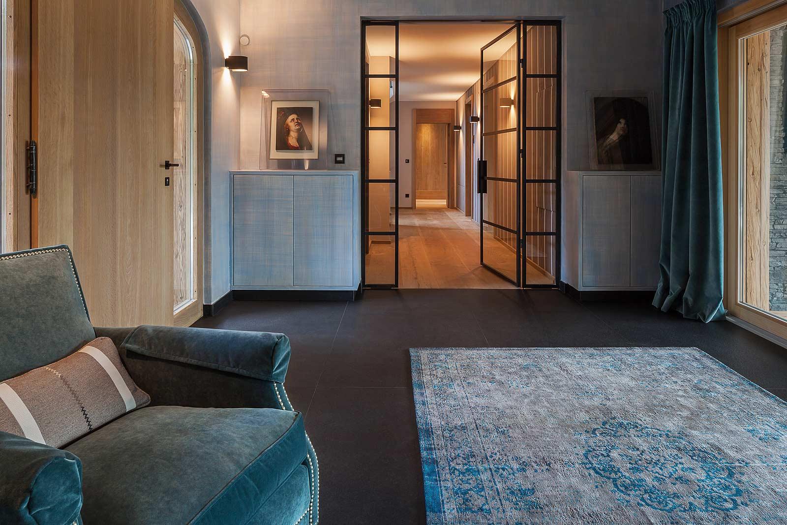 architekturfotografie Einfamilienhaus, diskrete Interiorfotografie, exklusiv Wohnen
