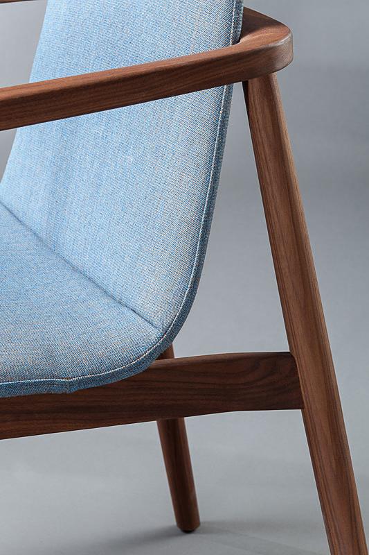 Detailfotos, Rückenlehne Stuhl