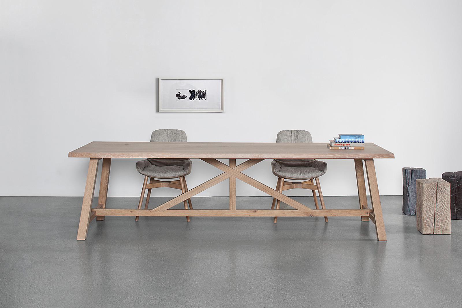 Tisch BC 02 Hoffmann-Kahleyss für JANUA