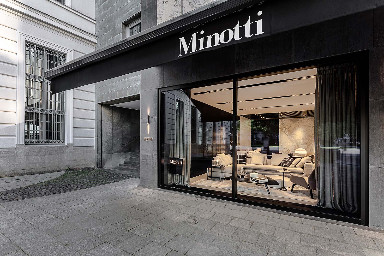 Minotti Store München