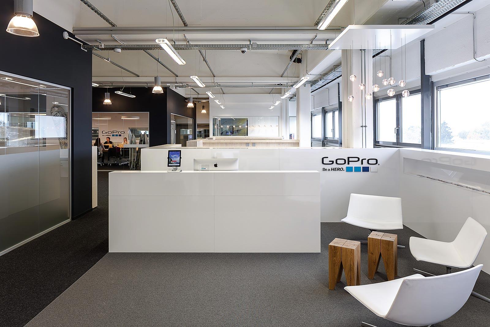 GoPro Zentrale