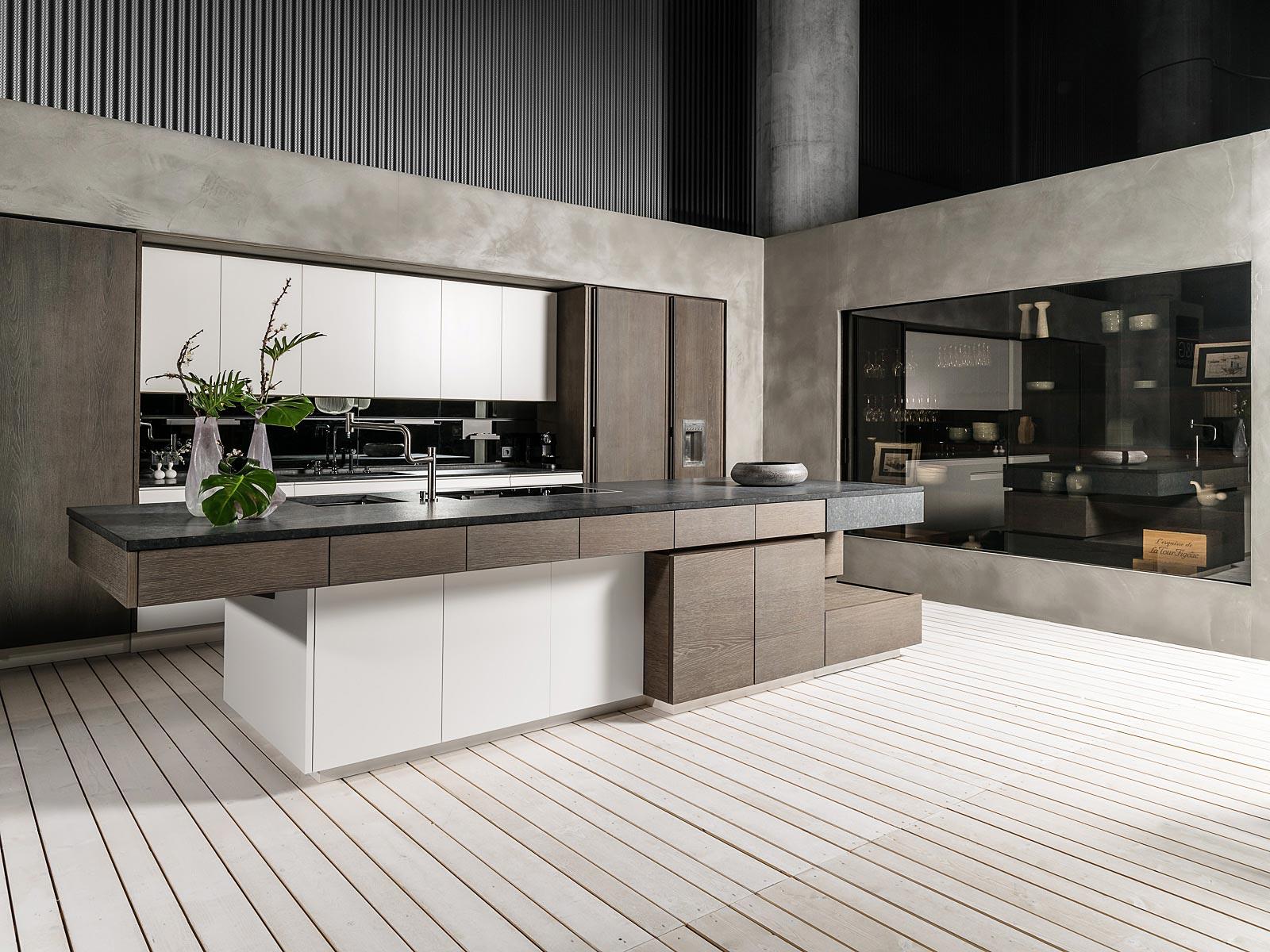 Mayr & Glazl Innenarchitektur, Küchen Fotografie von individuell geplanten Küchen