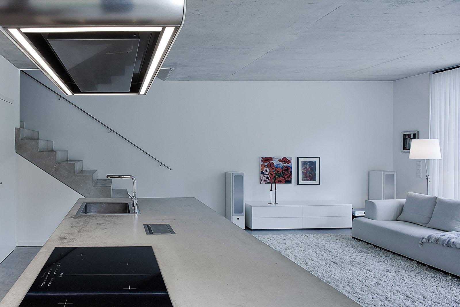 Architekturfotograf Einfamilienhaus, Kutschker & Leischner Architekten, Architekturfotograf in Starnberg