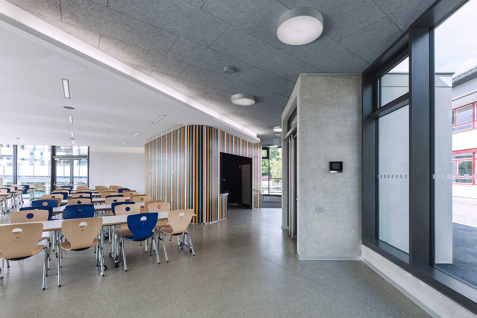 in München einen Architekturfotograf, Architekturfoto von einem spezialisierten Fotograf, Innenraum Foto