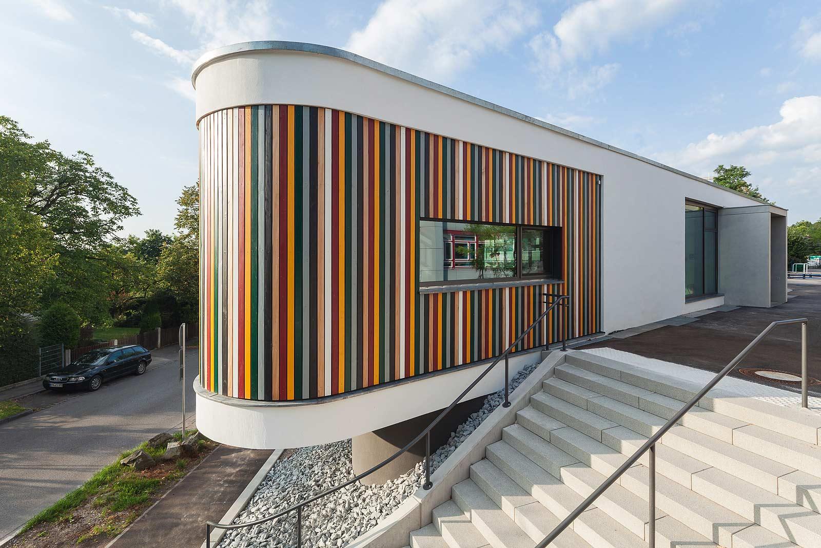 München Architekturfotograf, Aussenansicht, architektur, Fotoaufnahmen