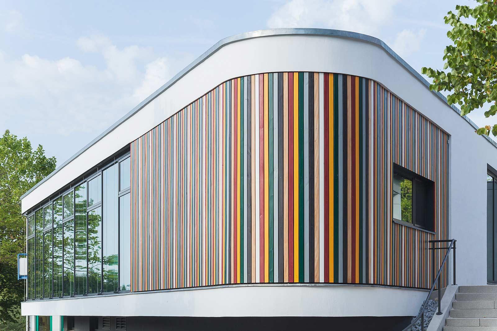 Architekturfotograf in München und Starnberg, Aussenansicht Fotografie