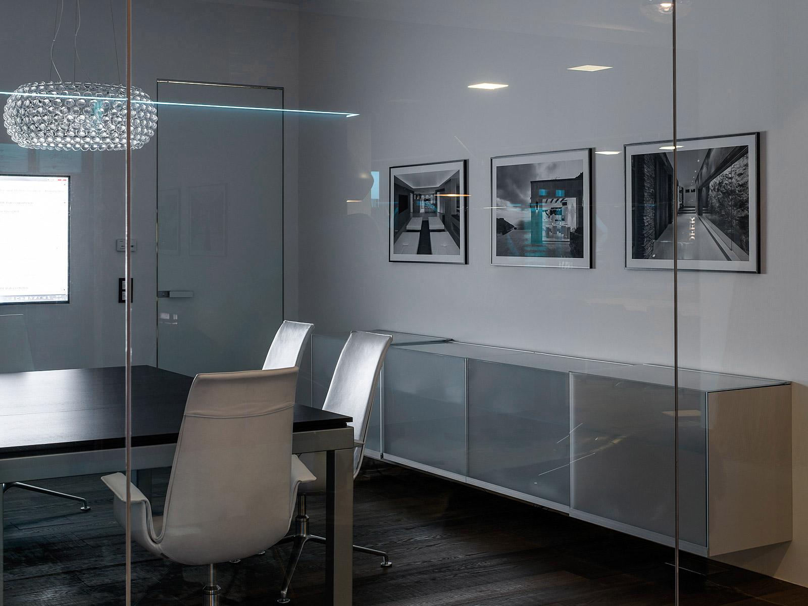 der Kitzcorner Showroom in Oberndorf, Interiorfotograf, Architekturfotograf,