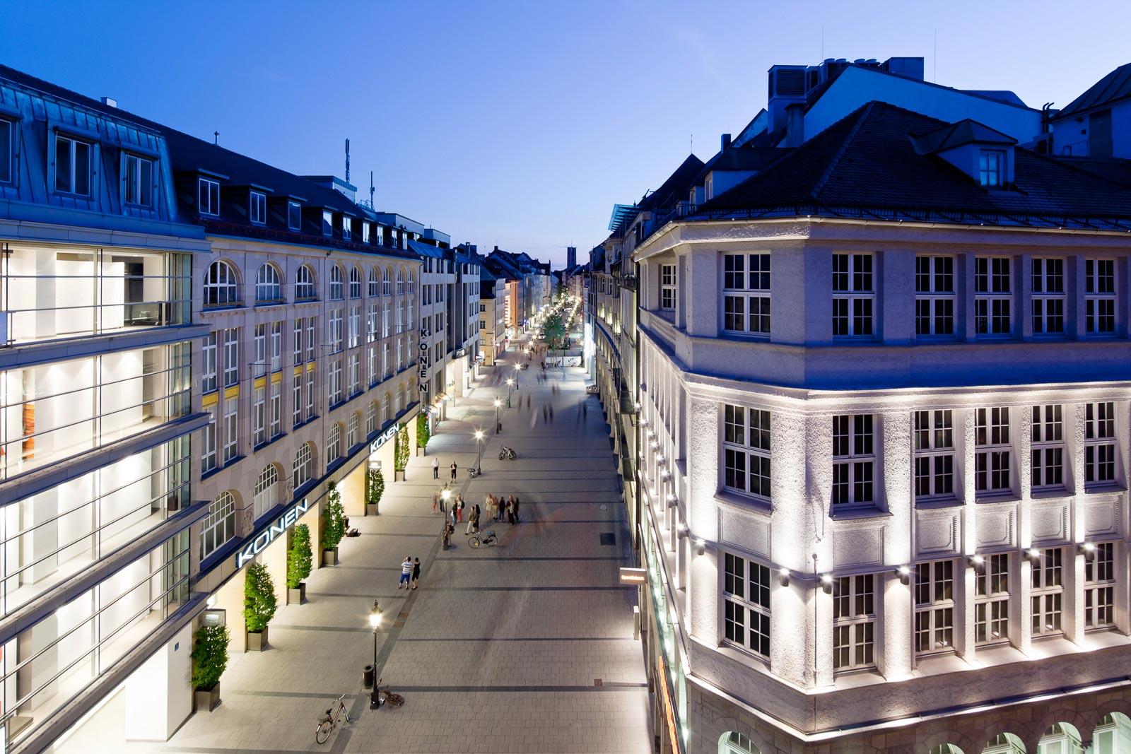 Architekturfotograf Stadt München, Sendlingerstrasse