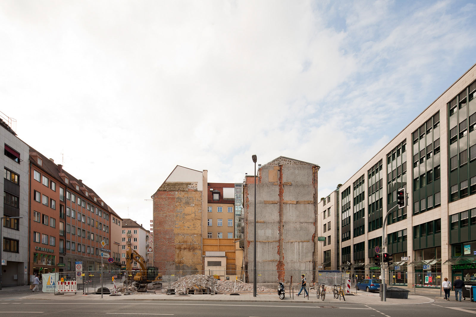 Architekturfotograf Stadt, Baudokumentation, Fotografie in München