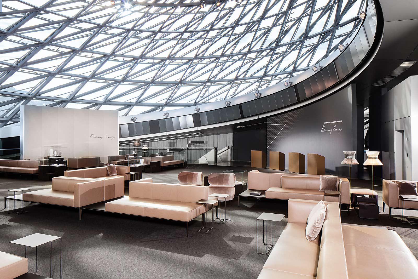 Architekturfotograf aus münchen für Walter Knoll, Innenarchitektur Fotograf, in münchen,