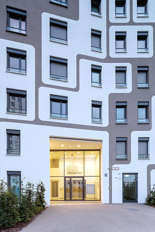 Immobilien Projekte, Architekturfotograf München für Aussenaufnahmen