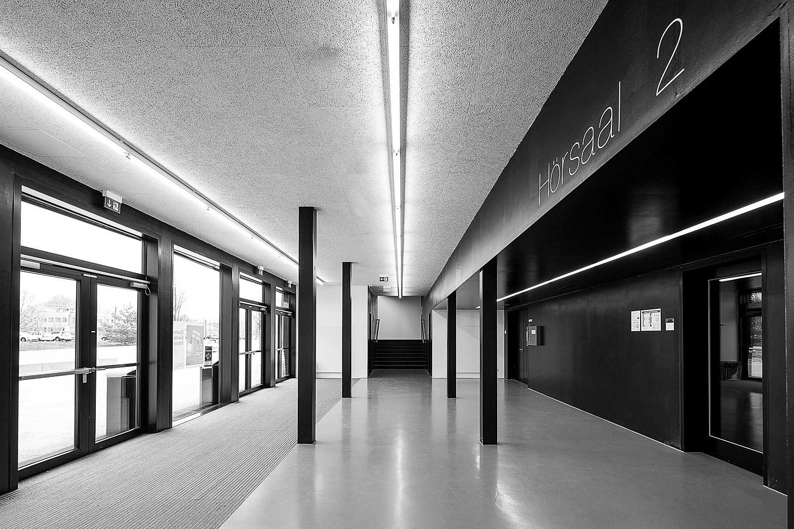 Architekturfotografie in München, Innen, Fotografie