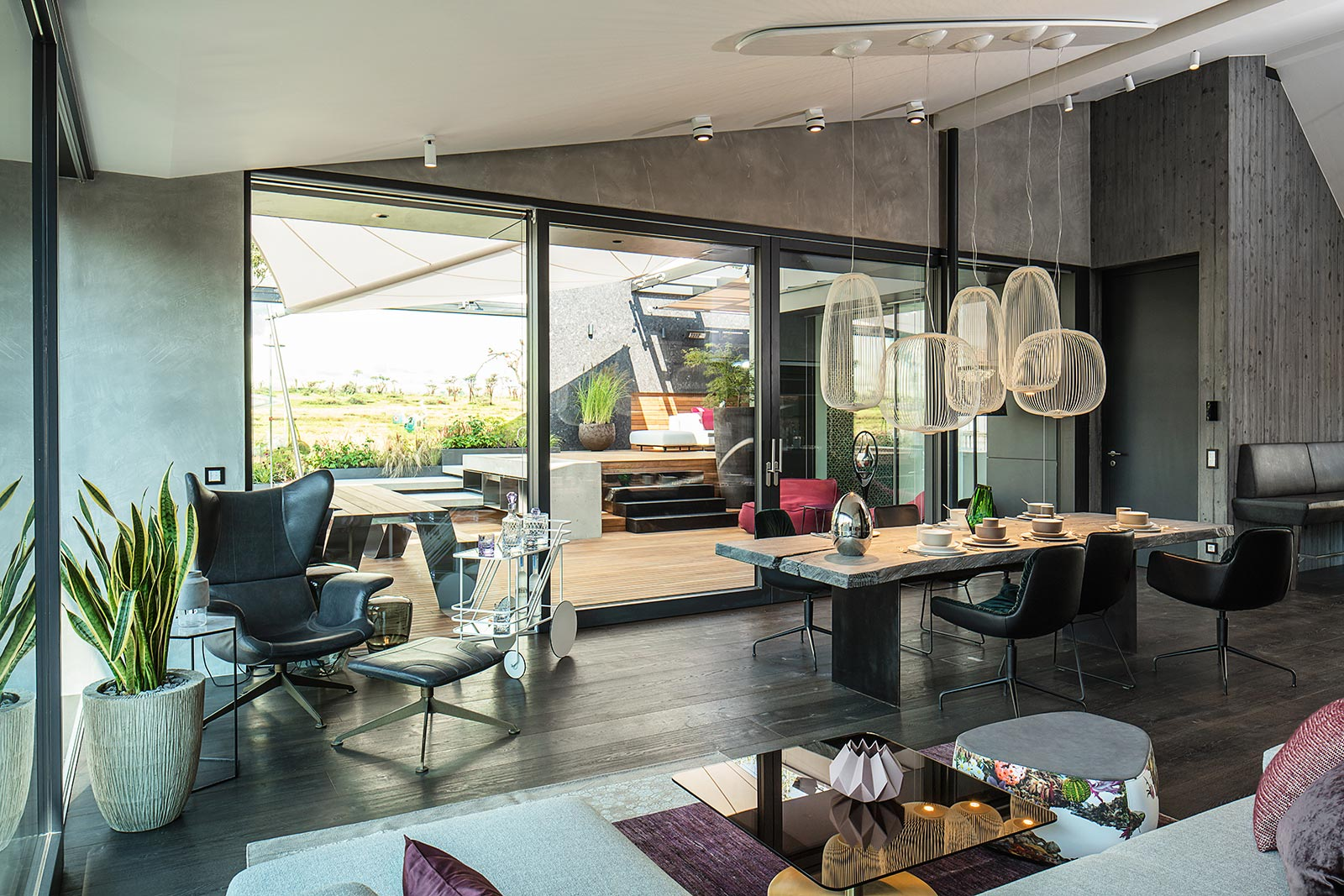 Architektur und Innenarchitekturfotografie, Fotograf für Inneneinrichtung, Innenarchitektur und Architektur, Wien und München
