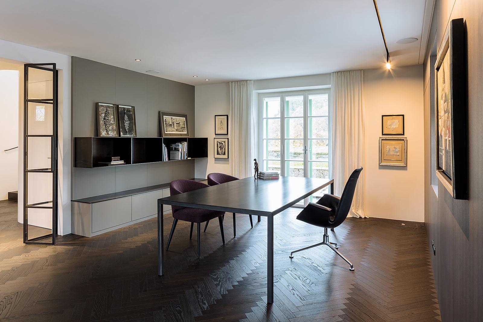Interieur Fotografie für Famler Einrichtungen in Salzburg