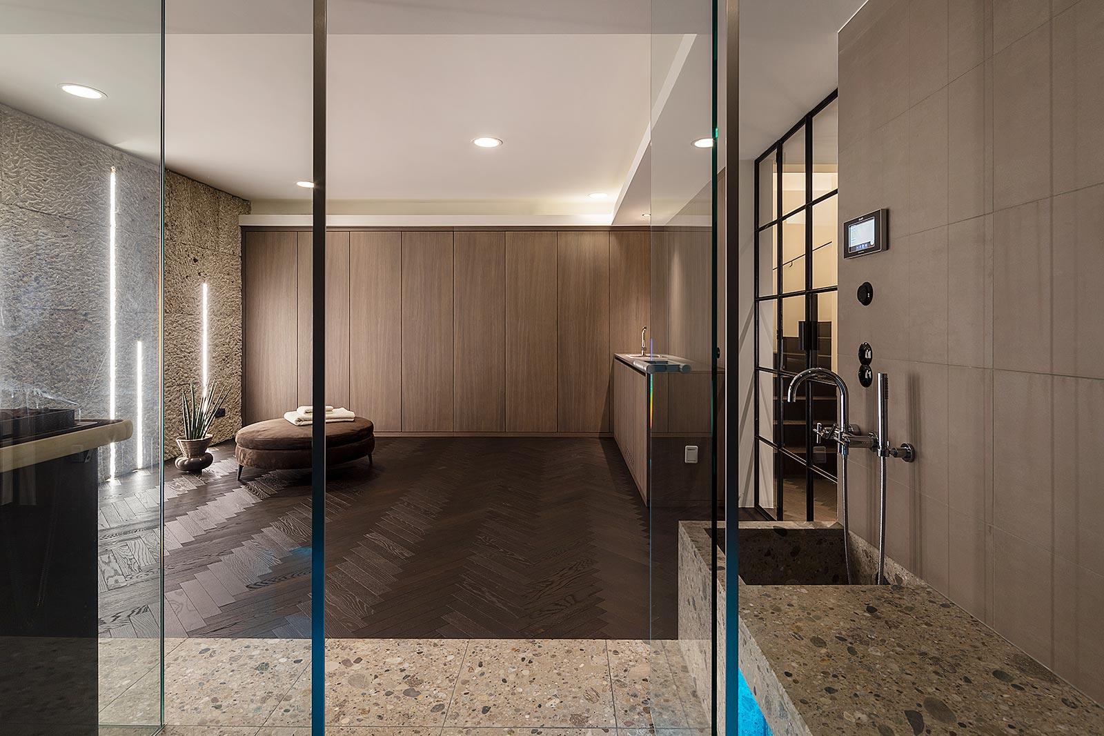 Famler Einrichtungen, Innenarchitektur Fotograf, München und Salzburg, Interior Wellnessbereich