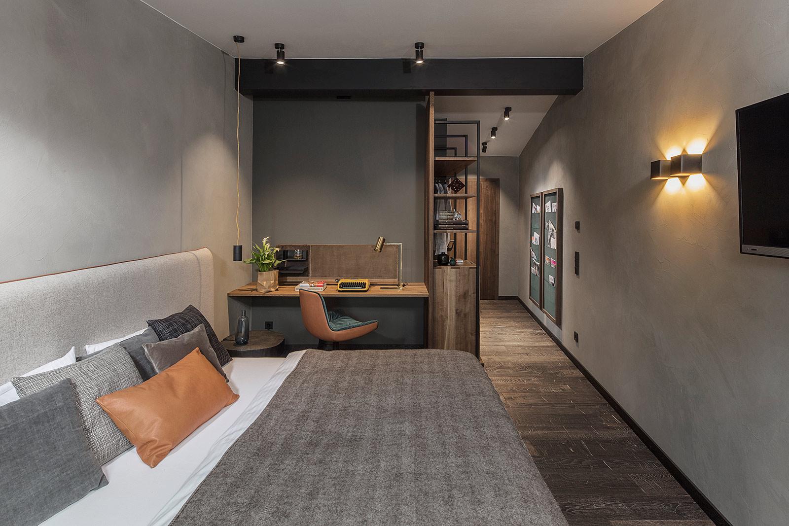 JANUA Möbel - professionelle Fotografie für Hotel und Interior