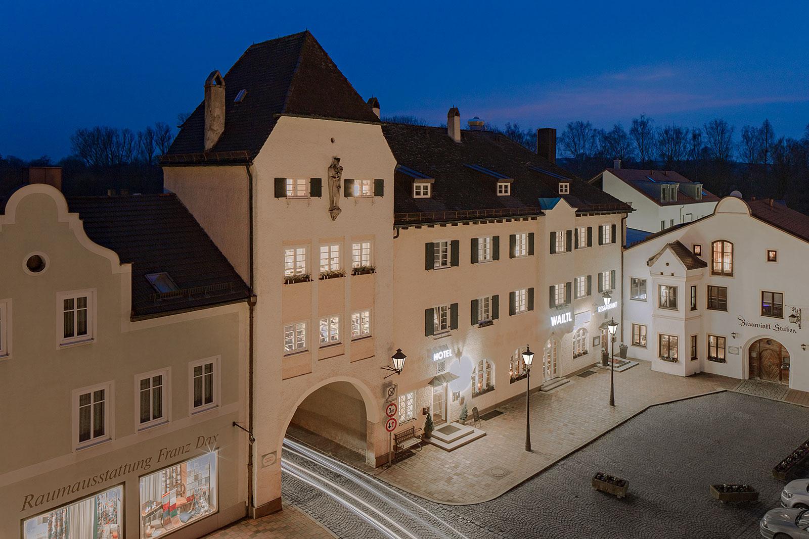 Hotelfotografie, Hotel Architekturfotograf in München