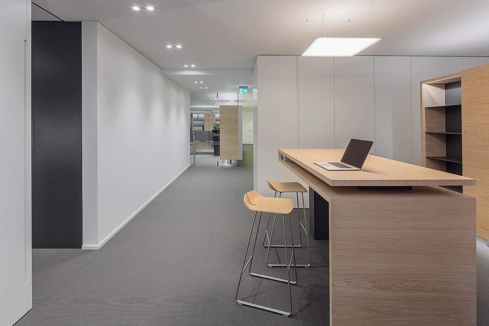 Innenarchitektur Fotos von Büroräumen und Besprechungszimmer Gabriel Buechelmeier
