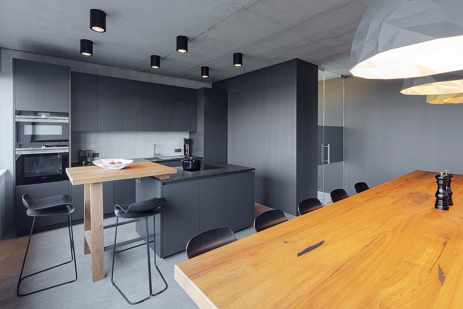 Mayr&Glatzl Innenarchitektur Foto Küche