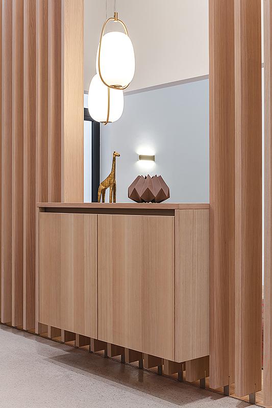 Holzeinbauten Hotel Fotograf für Architektur