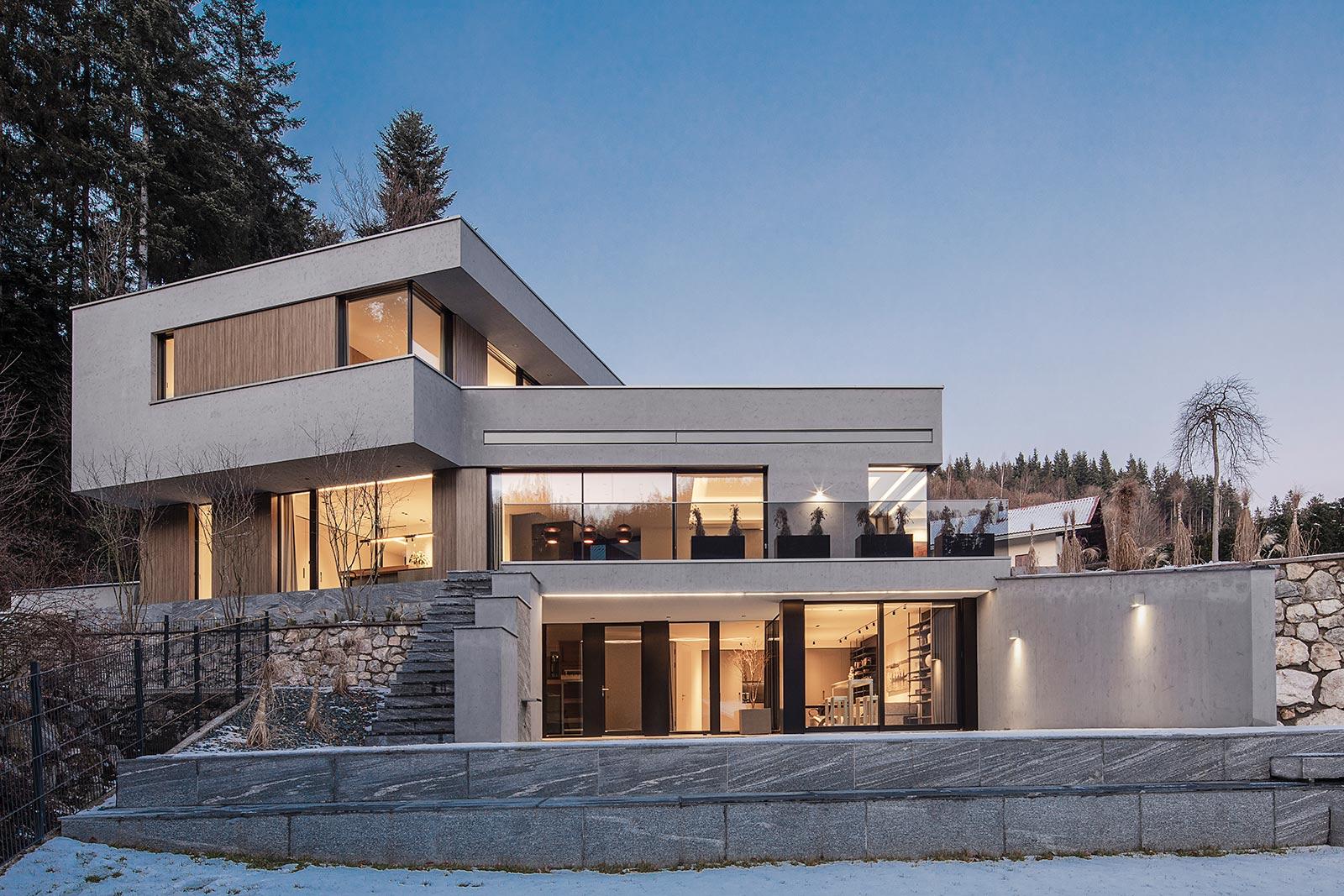 aussenaufnahme, Wohnhaus, Architektur