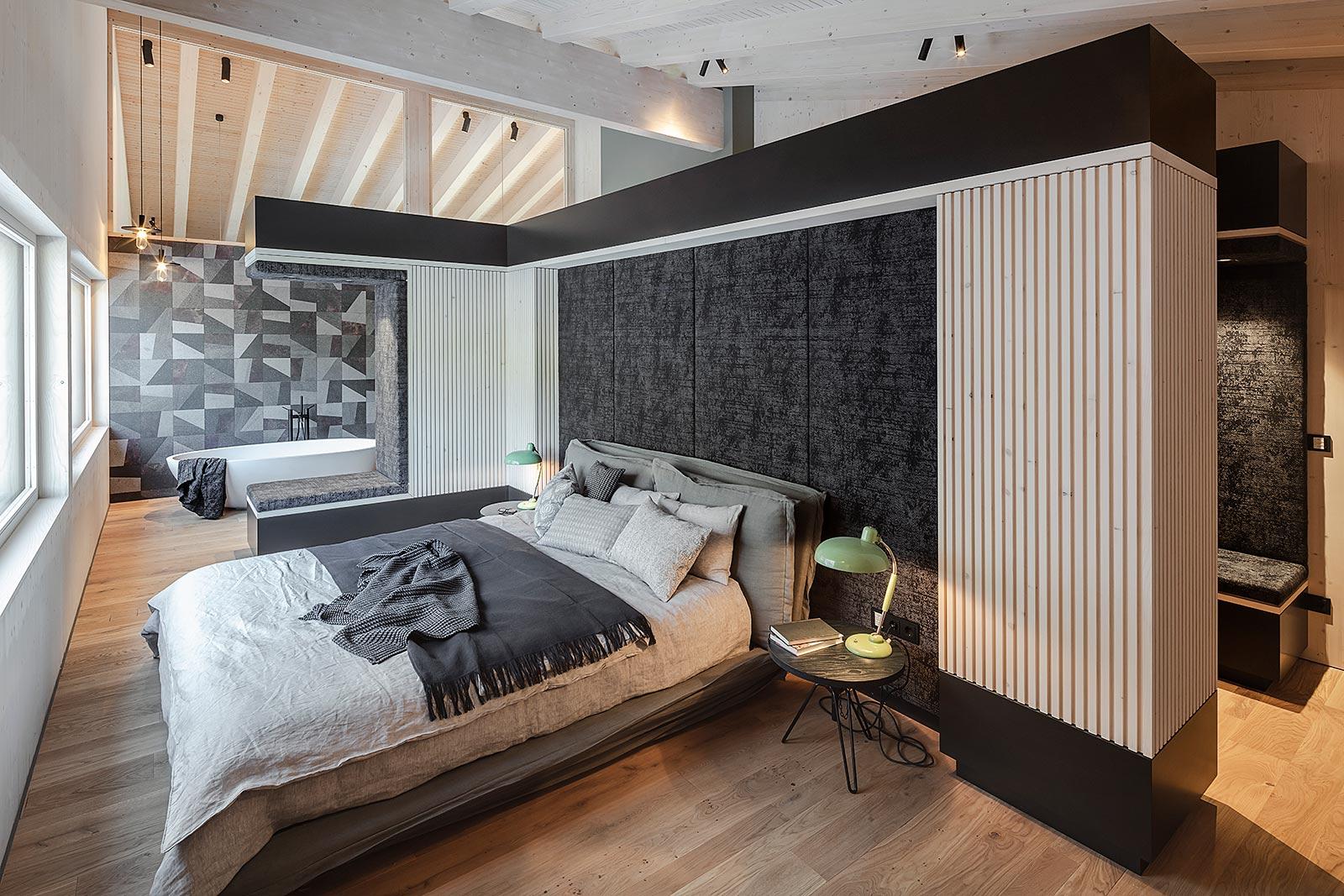 Schlafzimmer Badezimmer Architekturfotografie