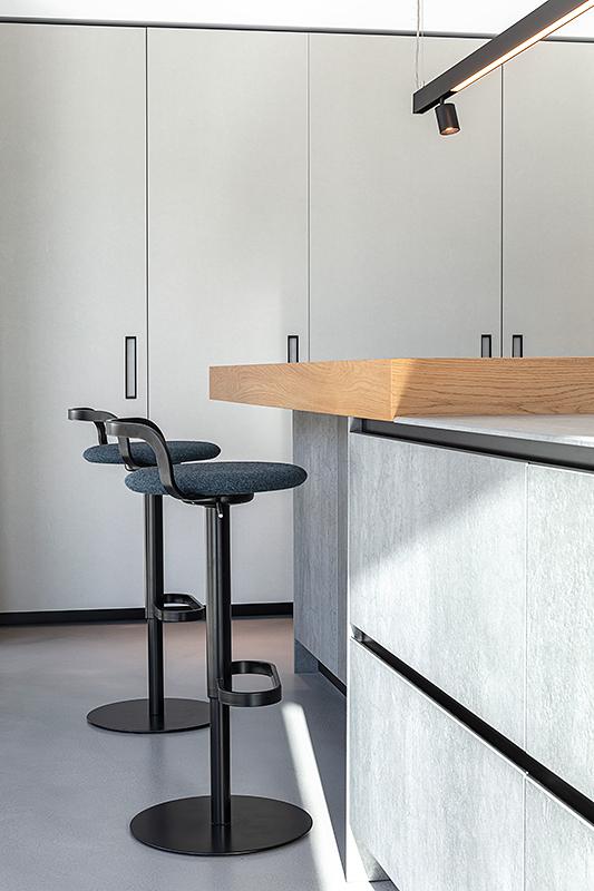 Detailfoto Küche