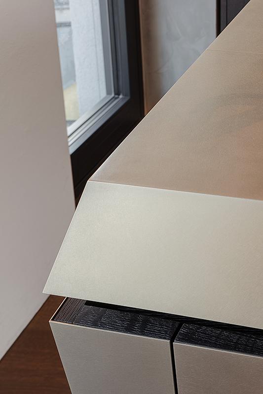 Küchen detailfoto