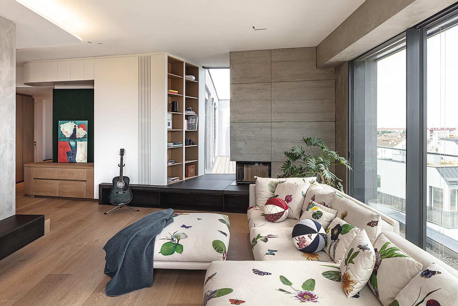 modernes Loft Interieur Fotograf