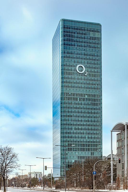 Immobilienfotograf München, uptown Tower,