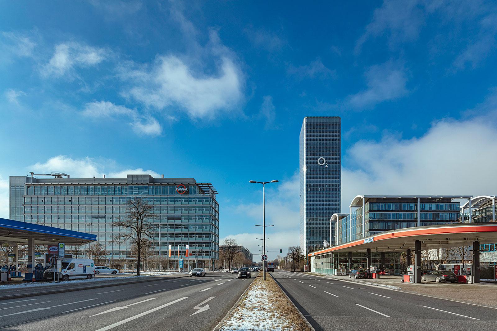Architekturfotograf München,